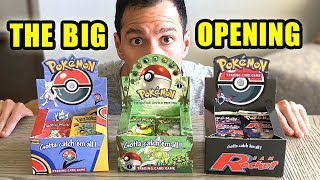 *I PULLED IT AGAIN OMG!* Rare Pokemon Cards Opening! (1st Edition Packs!)