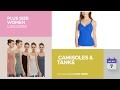Camisoles & Tanks Plus Size Women Lingerie