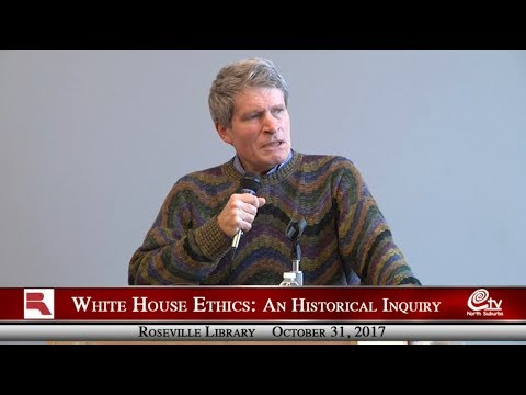 White House Ethics with Richard Painter