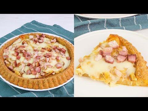 Potato pie a delicious dinner idea that everyone will love
