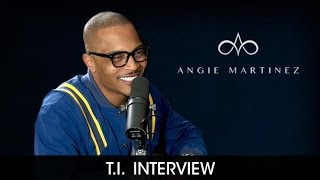 T.I. Talks Separation from Tiny, Rumors, Kevin Hart Challenge + The Family Hustle
