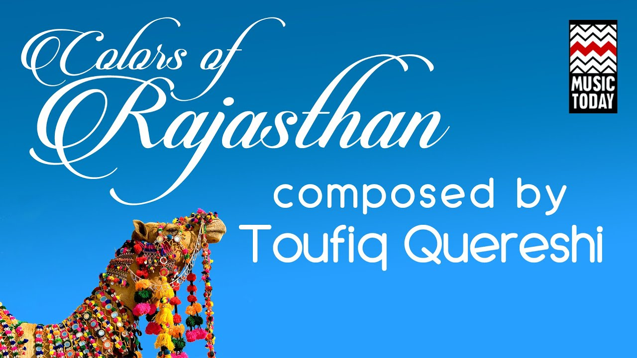 Melodious styles of rajasthani folk music.