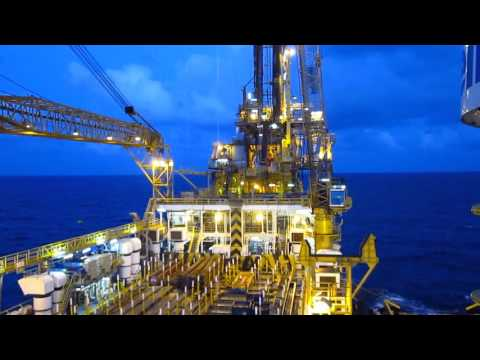 Someday at Seadrill T-11 (FEB 2013) at Chevron Thailand Offshore