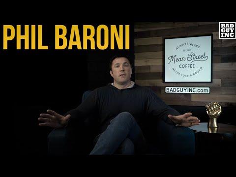 Phil Baroni's Recent Social Media Posts...