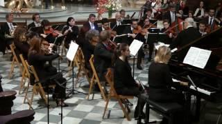 Mozart -Concerto n° 23 pour piano k.v. 488 I.Allegro