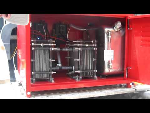 HHO Dry Cell Generator In Dubai   UAE     H2 Power      Trial 2 2