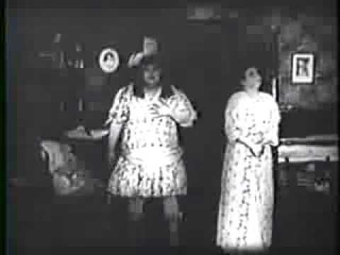BUTCHER BOY (1917) -- Roscoe Arbuckle, Buster Keaton, Al St. John