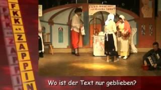 Repeat youtube video FKK Zapping 2005 und take outs - es darf auch mal was schief gehen...
