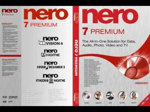 nero vision 7 free