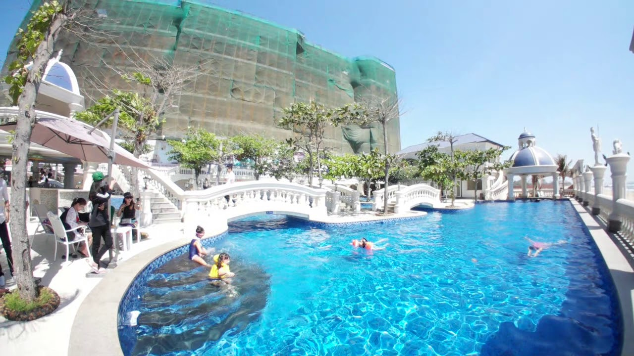 Hồ bơi Lan Rừng resort Bà Rịa Vũng Tàu – bán biệt thự biển LH 0967753535 Duy