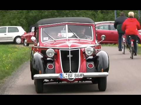 Oldtimer Treffen Espenhain 2010 Teil 5/5 - Classic Car Show