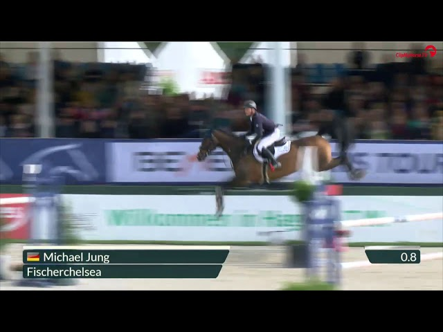 Michael Jung  - fischerChelsea  - Qualifikation BEMER Riders Tour
