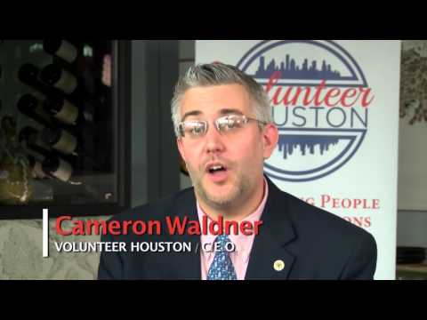 "Volunteer Houston (#04): ""L'Olivier Restaurant, Kids' Meals, Lemonade Day"""