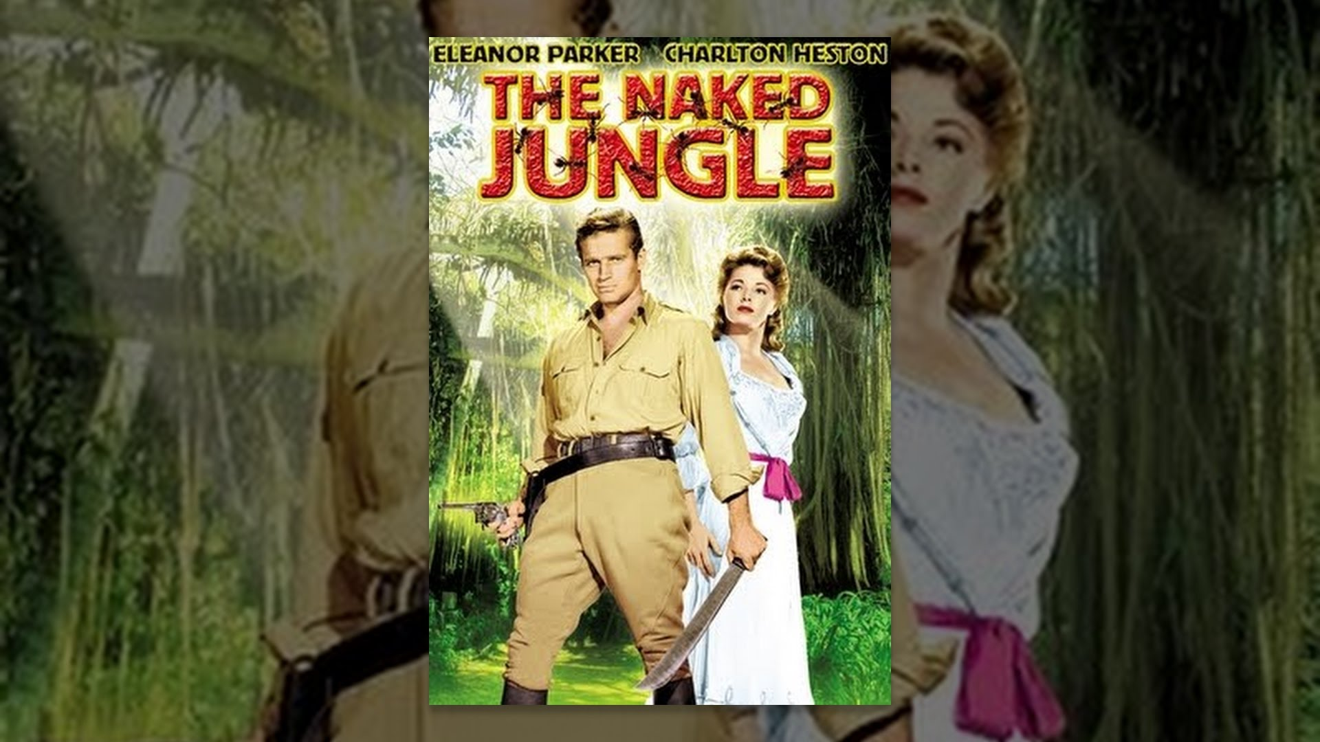 Simply the naked jungle movie