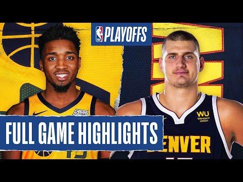 Denver Nuggets vs Utah Jazz | September 1, 2020