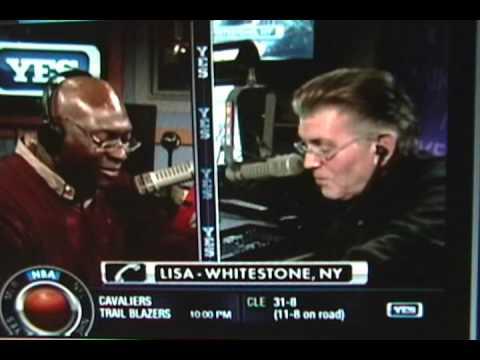 Lisa from Whitestone wins WFAN Super Bowl XLIII Trivia.wmv