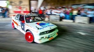 Drift Racing through Lebanon - Red Bull Car Park Drift 2014
