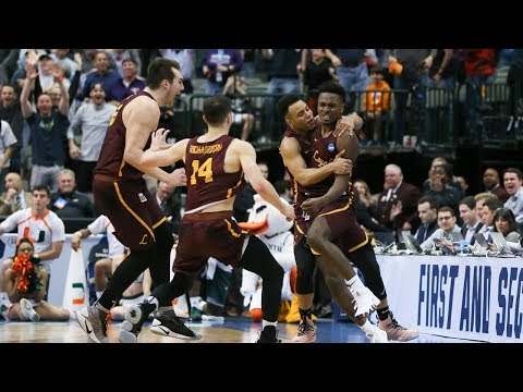 Miami vs. Loyola Chicago: 11th-seeded Ramblers knock off the Hurricanes