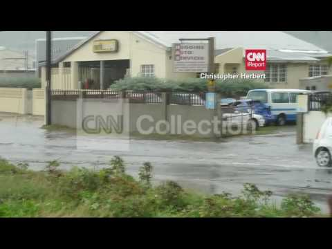 ST KITTS-TROPICAL STORM ISAAC (WAVES, FLOODING)