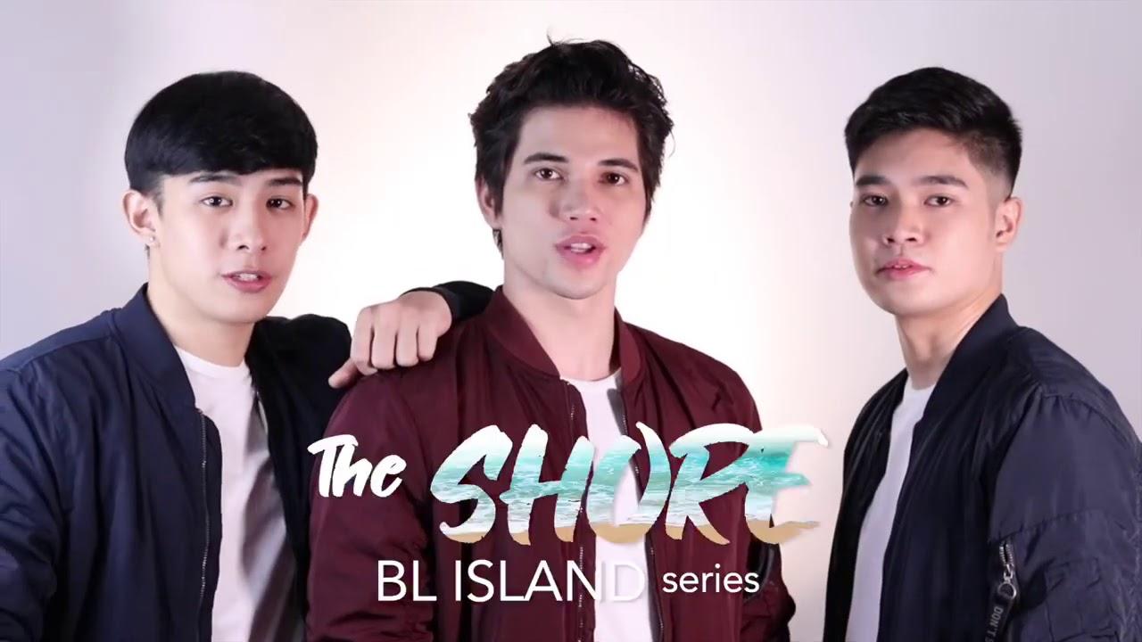 THE SHORE BL ISLAND SERIES