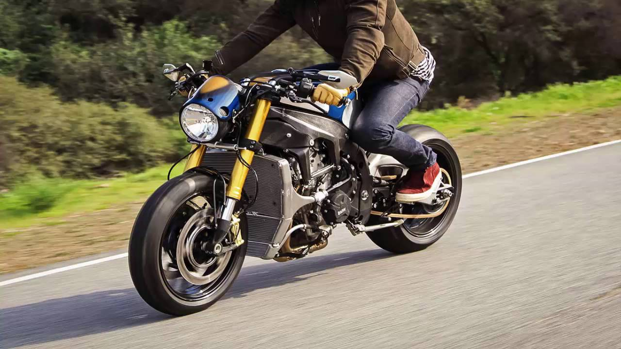bmw s1000r orlando bloom s custom bmw s1000r youtube. Black Bedroom Furniture Sets. Home Design Ideas