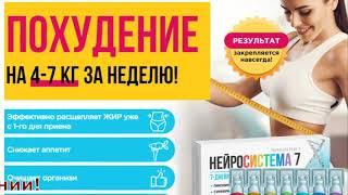 постер к видео Препарат Для Похудения Нейросистема 7