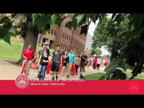 We set the bar for Excellence - Business Illinois State