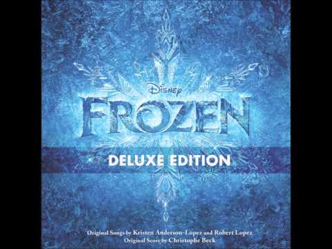 21. Hans' Kiss (Score Demo) - Frozen (OST)