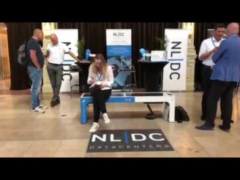 NLDC solar bench