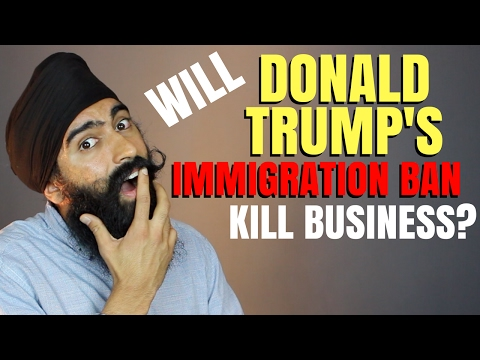 Are Immigrants Destroying The Economy? Donald Trump Immigration Plan & How It Affects Business