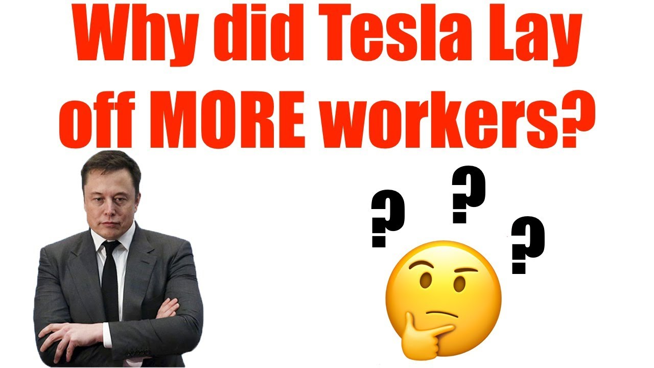 Tesla stock tanks a day after announcement on store closures, layoffs and ...