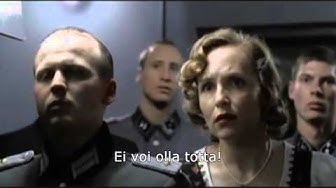 Hitler kuulee että windows xp tuki lopetetaan