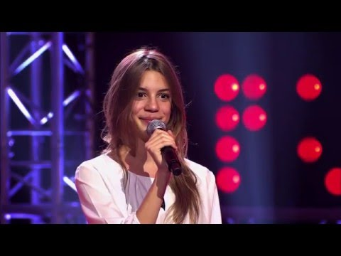 Aurélie – 'Take me to Church' | Blind Audition | The Voice Kids | VTM