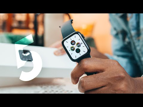 Apple Watch Series 5 Unboxing & First Impressions
