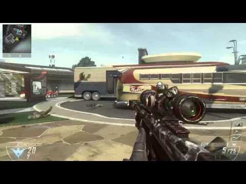 Black Ops 2 : KxG vs xExo Clan War [German/HD][Part 2/3] Travel Video