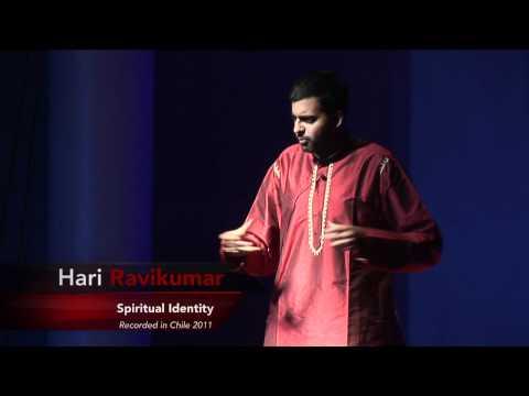 TEDxUFRO - Hari Ravikumar - Spiritual Identity