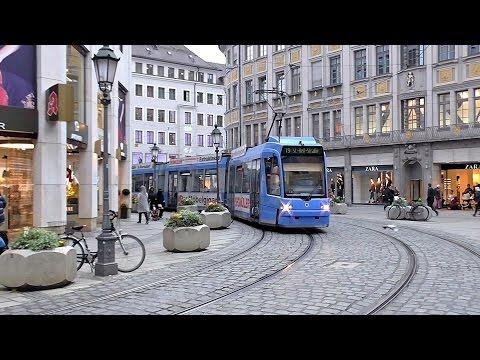 München, September 2015 (Tram, U-Bahn, S-Bahn)