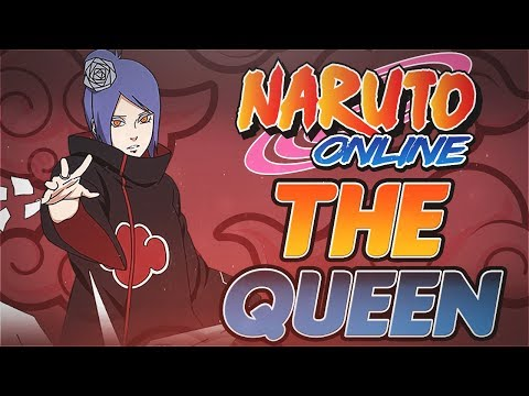 Naruto Online | Another Angel Konan Team