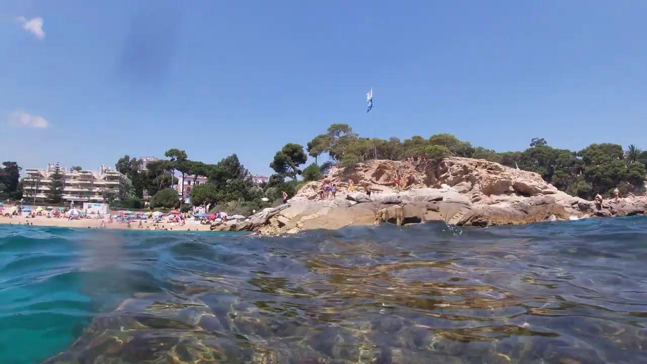 Beaches collection   Cala Rovira + Sacova