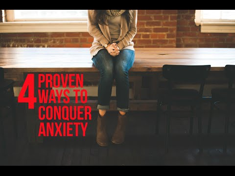 4 Proven Ways (That Aren't Meditation) To Help Conquer All Forms Of Anxiety
