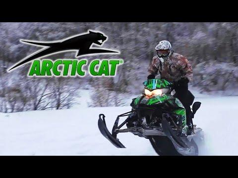 ПОКАТУШКИ НА СНЕГОХОДАХ ARCTIC CAT