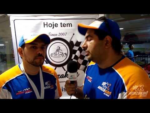 Zona Mista - Categoria 'Light' - 1ª Etapa - Adrenalina Rio Kart - Guadalupe - 05/02/2017