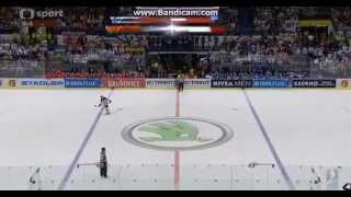Finland - Belarus : Shootout |  MS 2015