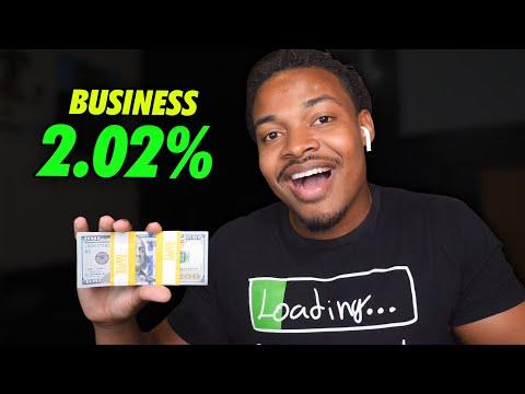 Best Business Savings Accounts 2019