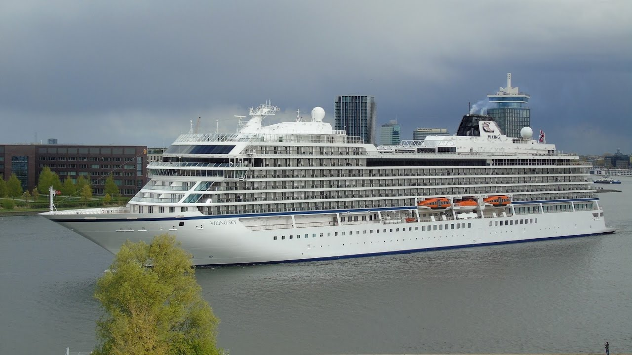 Viking Sky Cruise Ship: Review, Photos & Departure Ports ...