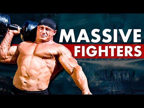 10 Massive Fighters