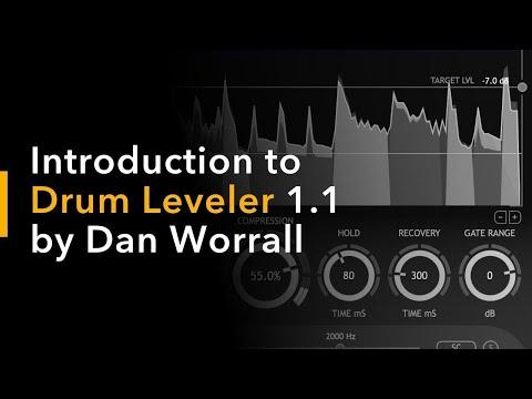 drum leveler tutorial