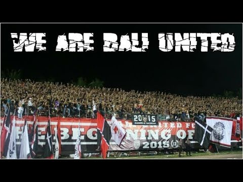KAYAK DI EROPA! Chants We Are Bali United Terbaru dari Northsideboys