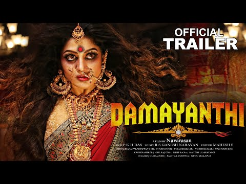Damayanthi (2020) | Hindi Trailer | New Released Hindi Dubbed Full Movie | Radhika Kumarswamy
