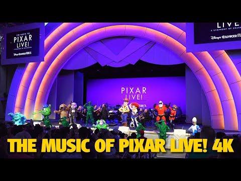 The Music of Pixar Live! | Disney's Hollywood Studios